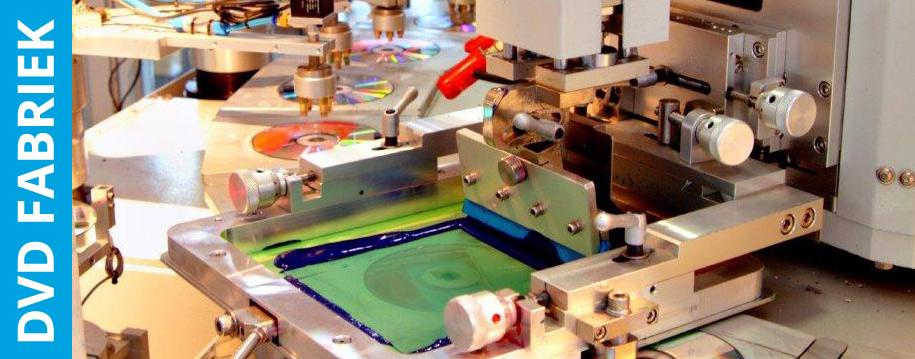dvd-fabriek